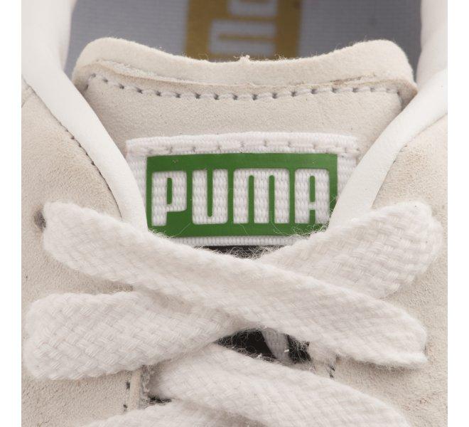 Baskets garçon - PUMA - Blanc creme
