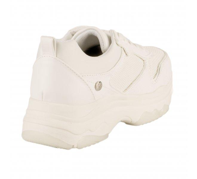 Baskets mode fille - XTI - Blanc