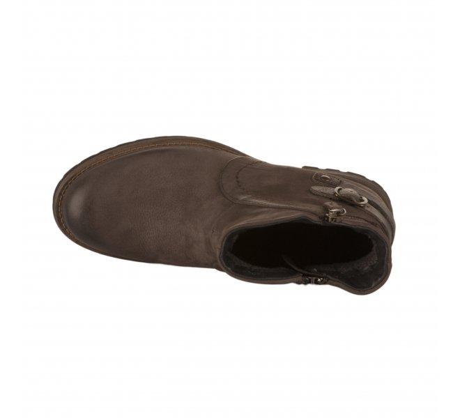 Boots fille - FéTéLACé - Taupe