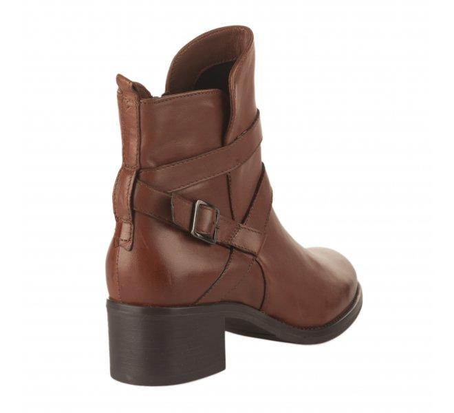 Boots fille - MIGLIO - Marron