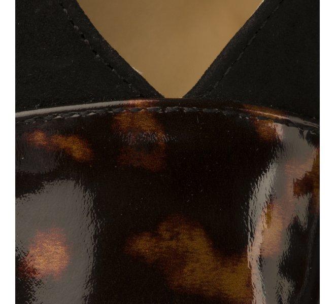 Escarpins fille - STYME - Ecaille de tortue