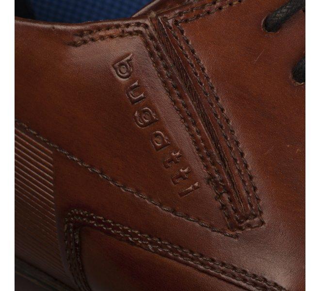 Chaussures à lacets garçon - BUGATTI - Naturel