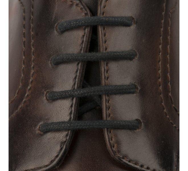 Chaussures à lacets garçon - BUGATTI - Marron fonce