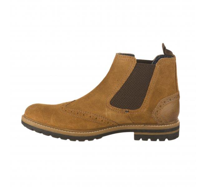 Boots garçon - BUGATTI - Naturel