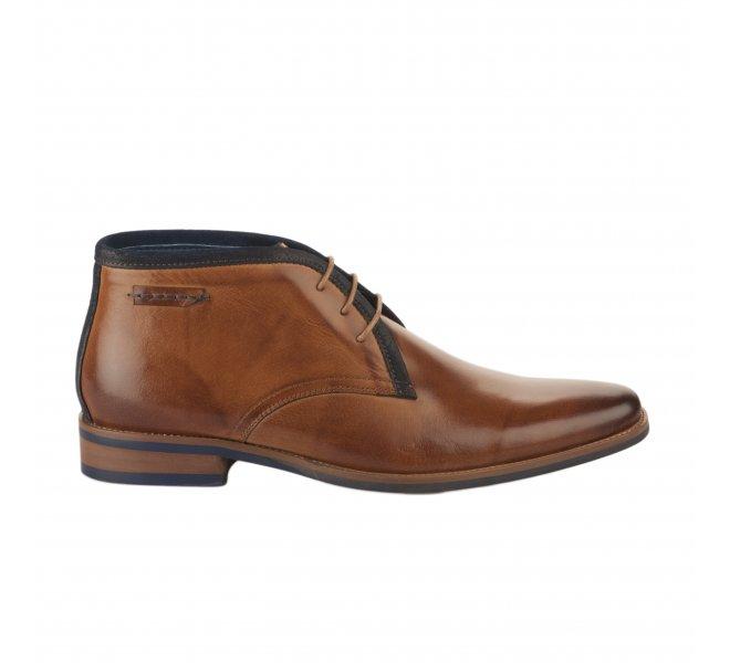 Chaussures à lacets garçon - KDOPA - Gold
