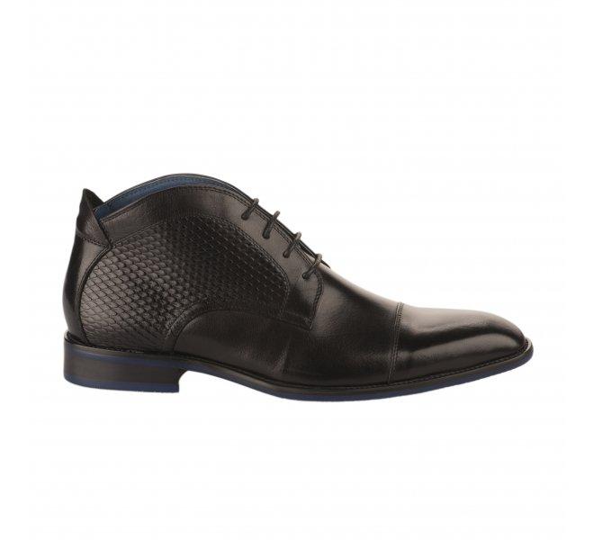 Chaussures à lacets garçon - KDOPA - Noir