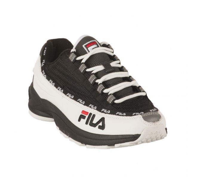 Baskets garçon - FILA - Noir