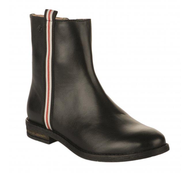 Boots fille - ACEBOS - Noir