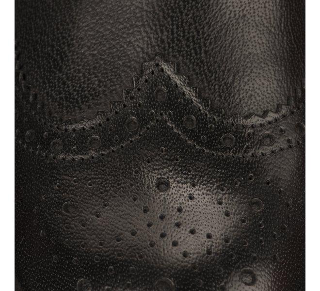 Bottines garçon - FIRST COLLECTIVE - Noir
