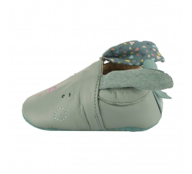 Chaussons fille - MOULIN ROTY - Bleu