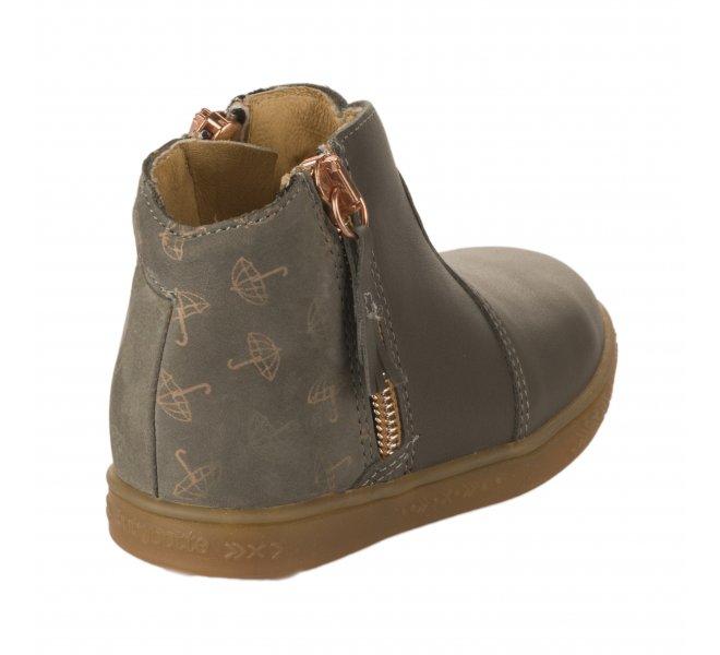 Boots fille - BABYBOTTE - Gris