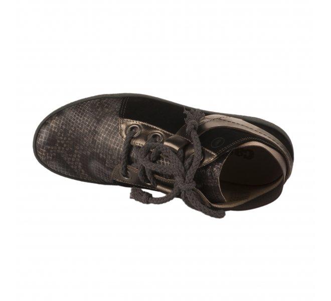 Baskets mode fille - CASTA  - Noir