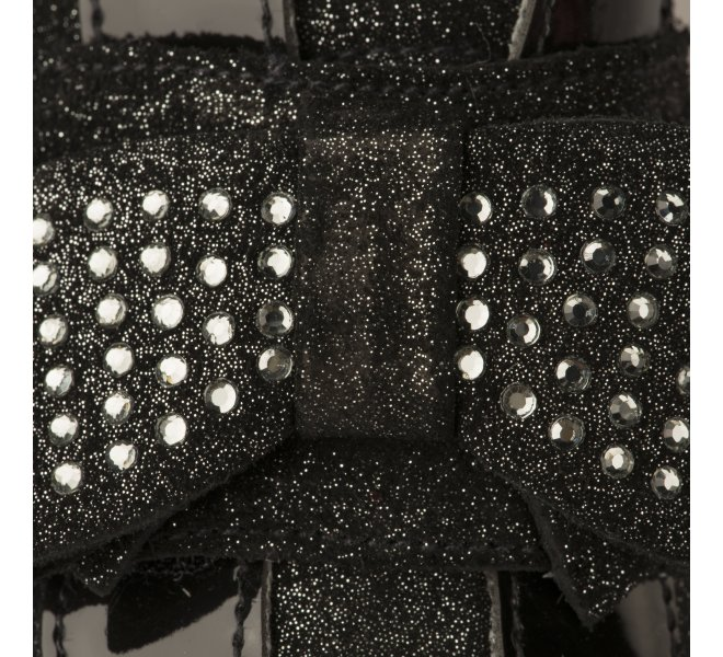 Baskets fille - NEROGIARDINI - Noir