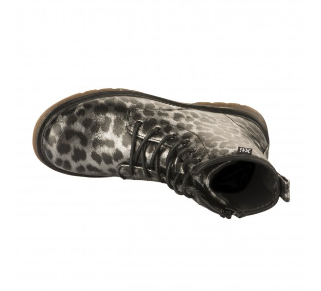 Bottines fille - XTI - Leopard