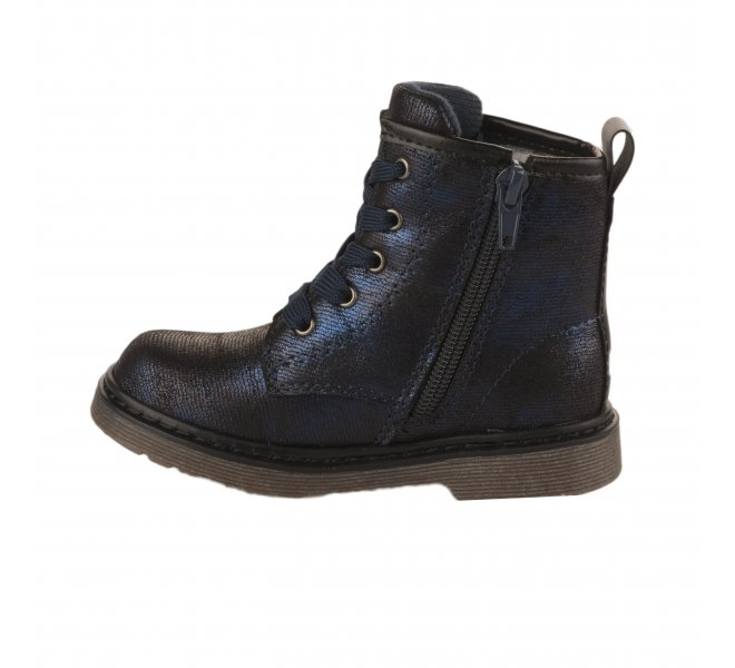 Bottines fille - XTI - Bleu marine