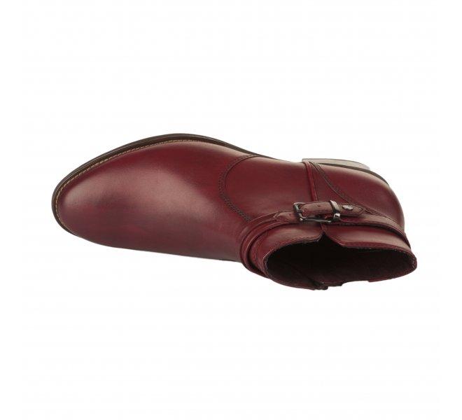 Boots fille - TAMARIS - Rouge