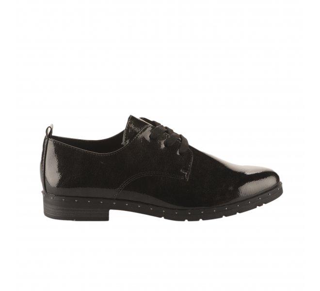 Chaussures à lacets fille - MARCO TOZZI - Gris fonce
