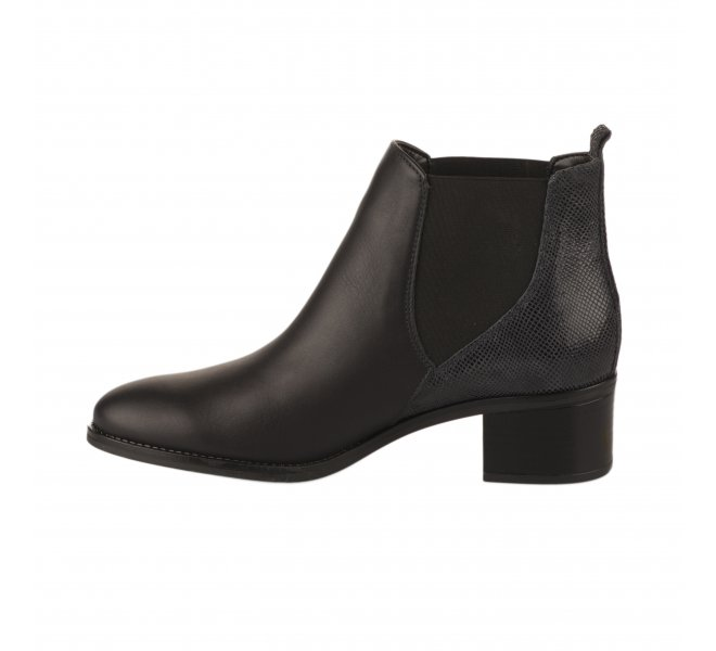 Boots fille - MARCO TOZZI - Bleu marine
