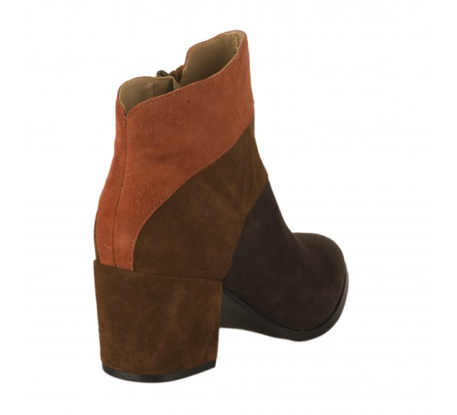 Boots fille - EMILIE KARSTON - Marron