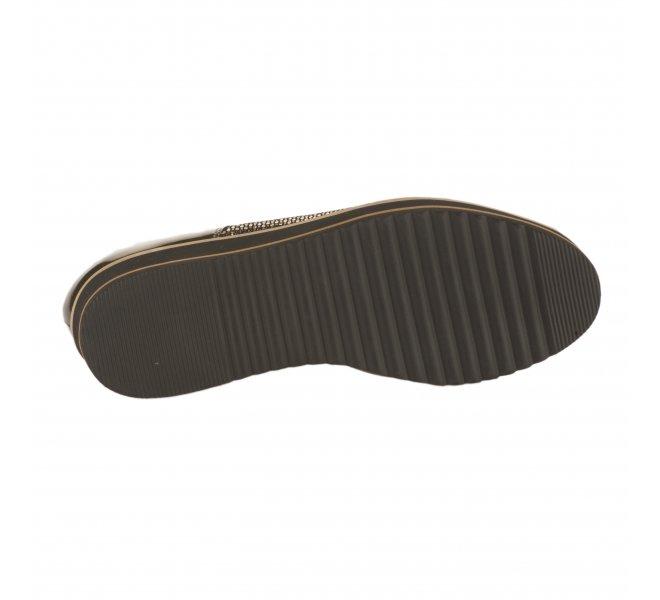 Chaussures à lacets fille - EMILIE KARSTON - Bronze