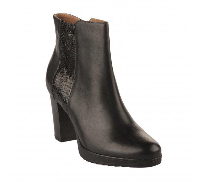 Boots fille - EMILIE KARSTON - Noir