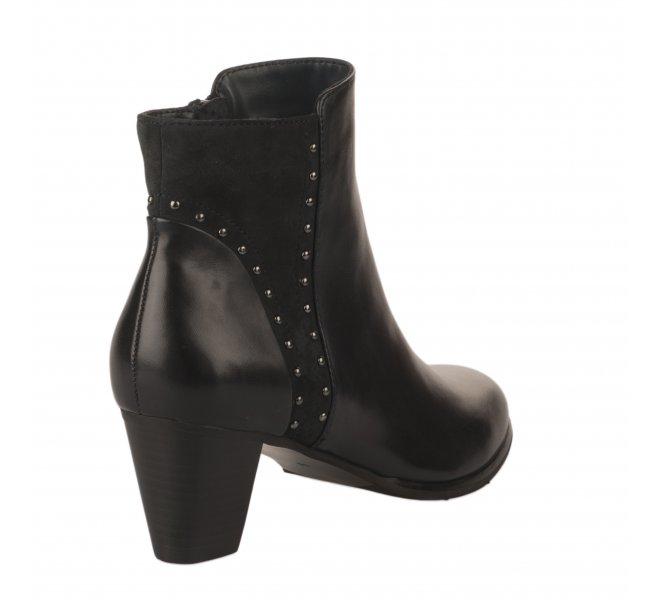 Boots fille - REGARDE LE CIEL - Bleu marine