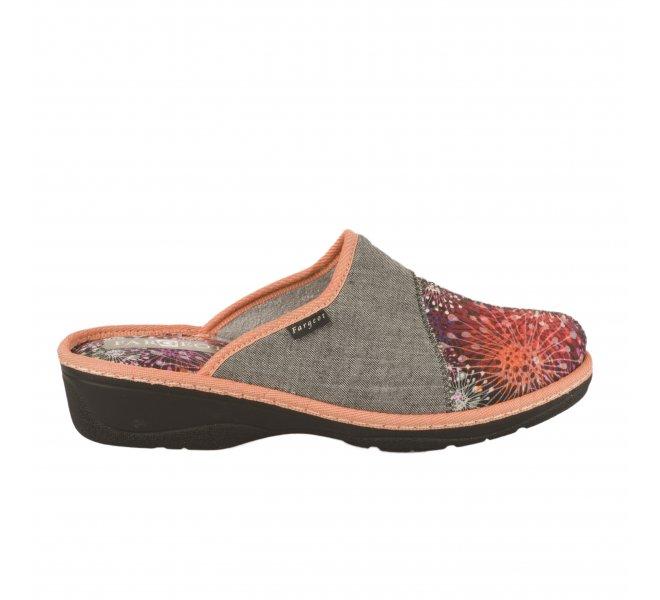 Chaussures fille - FARGEOT - Orange