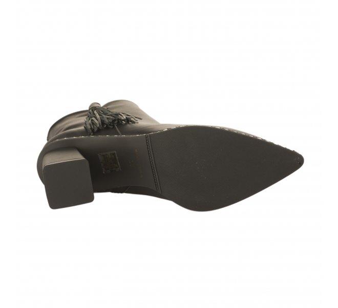 Boots fille - MARIAN - Noir