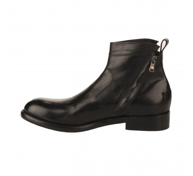 Boots garçon - JP DAVID - Noir