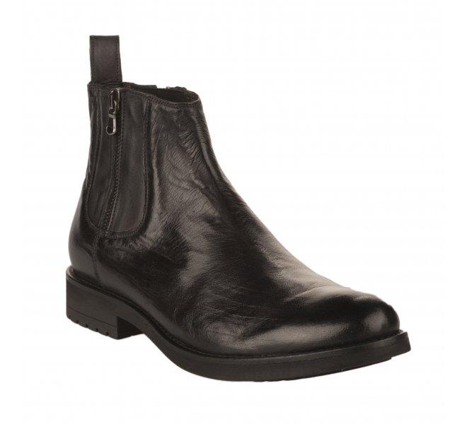 Boots garçon - JP DAVID - Gris