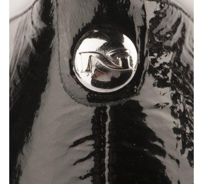 Escarpins fille - NEROGIARDINI - Noir verni