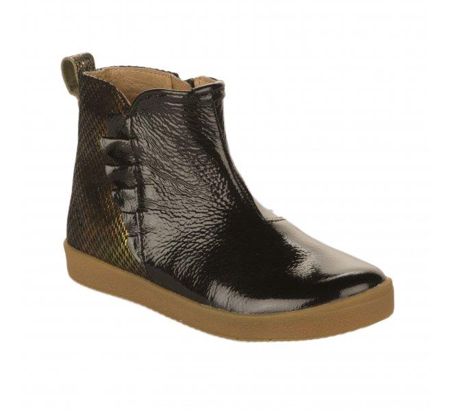 Boots fille - NOEL - Noir