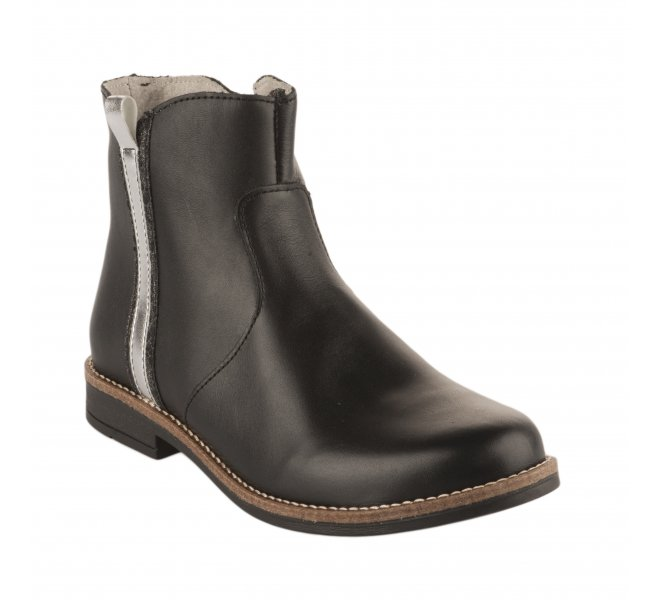 Boots fille - FéTéLACé - Noir