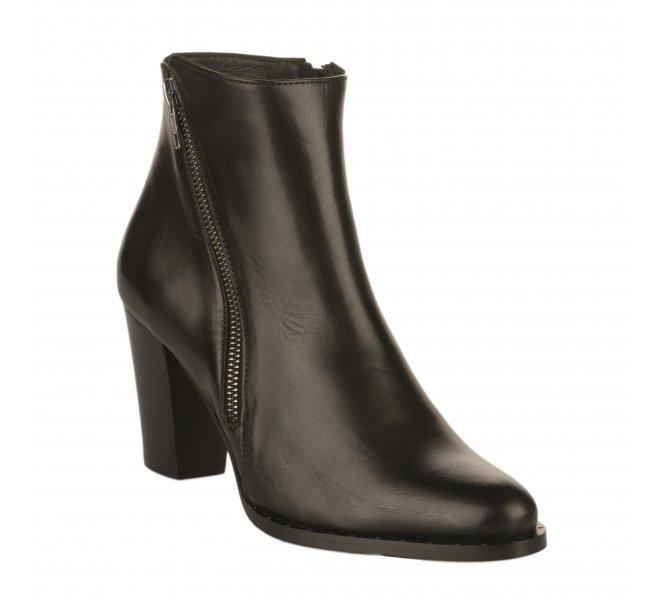 Boots fille - FOLLIA DOLCE - Noir