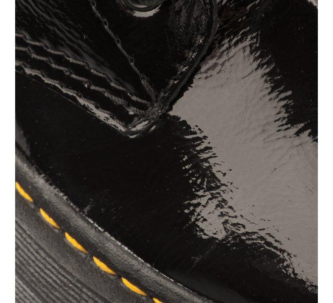 Bottines fille - ALPE - Noir verni