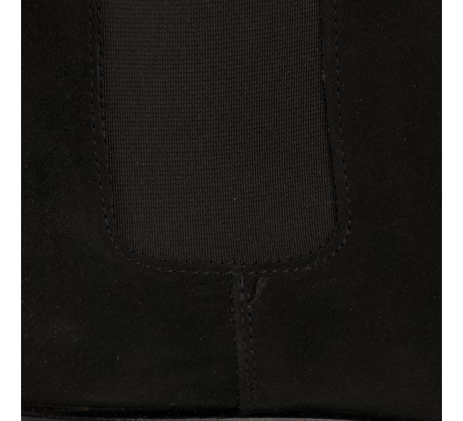 Boots garçon - JOOZE - Noir
