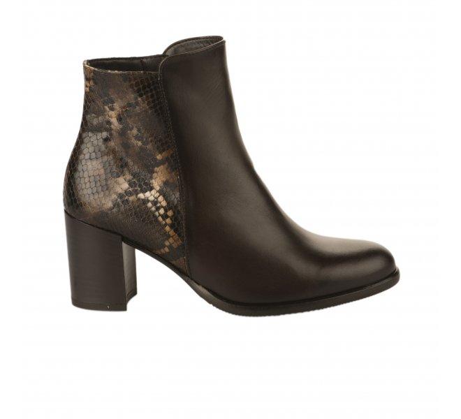 Boots fille - GABOR - Marron fonce