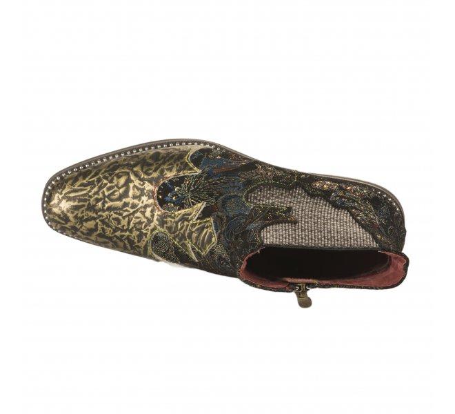 Boots fille - LAURA VITA - Dore
