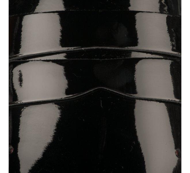 Mocassins fille - JB MARTIN - Noir verni