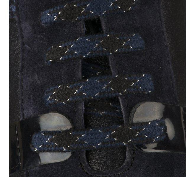 Baskets mode fille - DORKING - Bleu marine