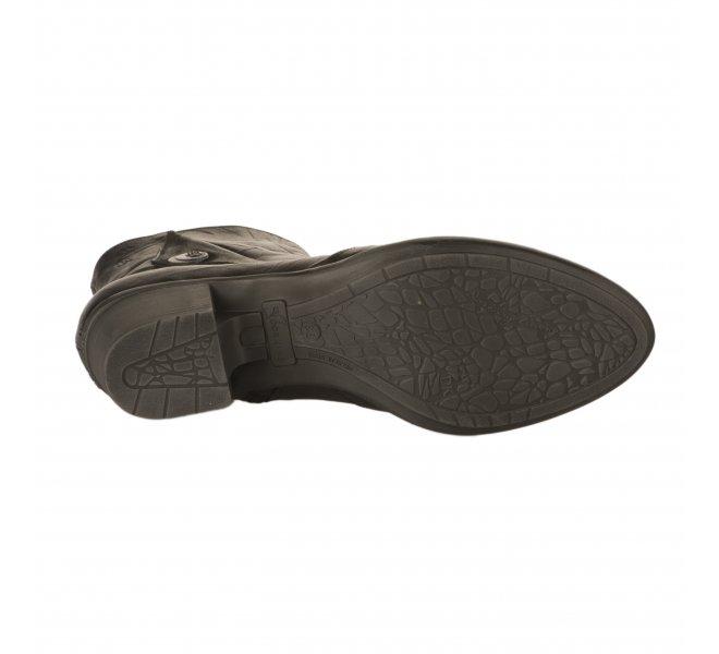 Boots fille - DORKING - Noir