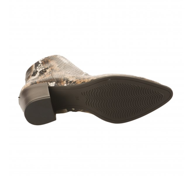 Boots fille - MIGLIO - Python