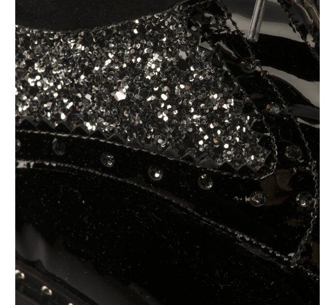 Bottines fille - PHILIPPE MORVAN - Noir