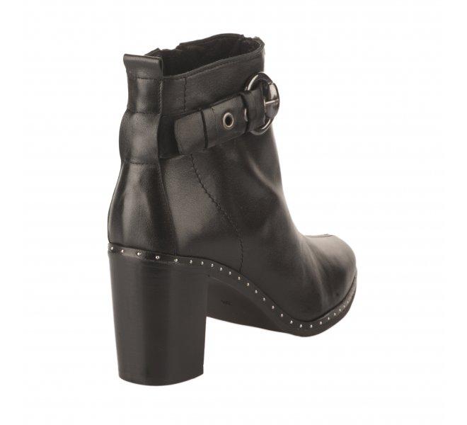 Boots fille - PHILIPPE MORVAN - Noir