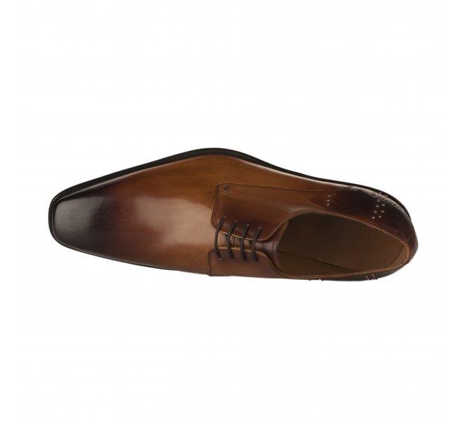 Chaussures à lacets garçon - MELVIN & HALMILTON - Naturel