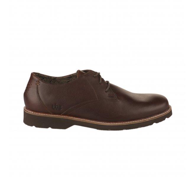Chaussures à lacets garçon - TBS - Marron