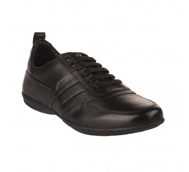 Chaussures à lacets garçon - TBS - Noir