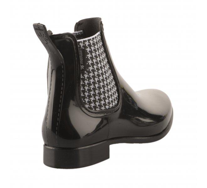 Boots fille - MEDUSE - Noir