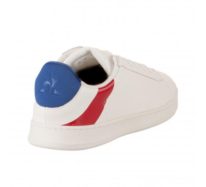 Baskets garçon - LE COQ SPORTIF - Blanc