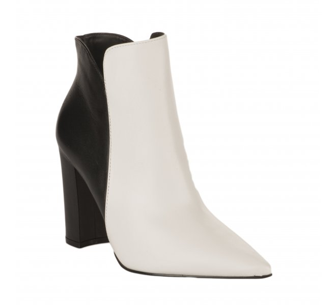 Boots fille - STYME - Bicolore